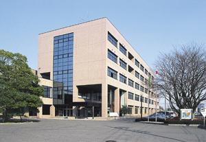 栃木県立産業大学校 本館