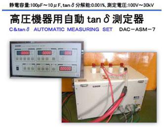 高圧機器用 測定器